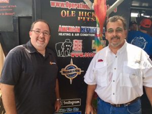 Medallion Sponsors Boars Night Out BBQ Team at World Championship Contest