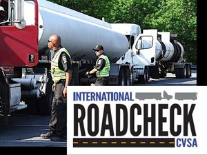 Roadcheck Inspection Blitz 2017
