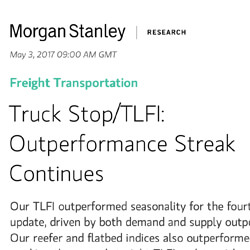 Morgan Stanley TLFI Report