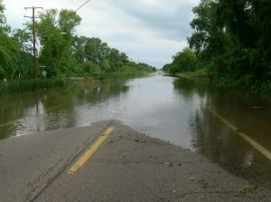 The Wisconsin Department of Transportation Permit Unit sent out an update warning drivers and carriers about road closures and travel restrictions after recent storms and severe flooding.