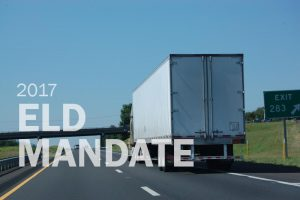 FMCSA online webcast on the ELD Implementation