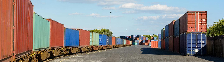 Intermodal / Rail | Medallion Transport & Logistics