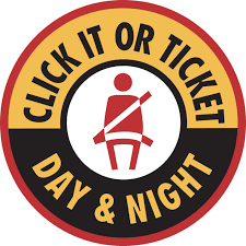 "U.S. DOT's ""Click It or Ticket Campaign"" Begins"
