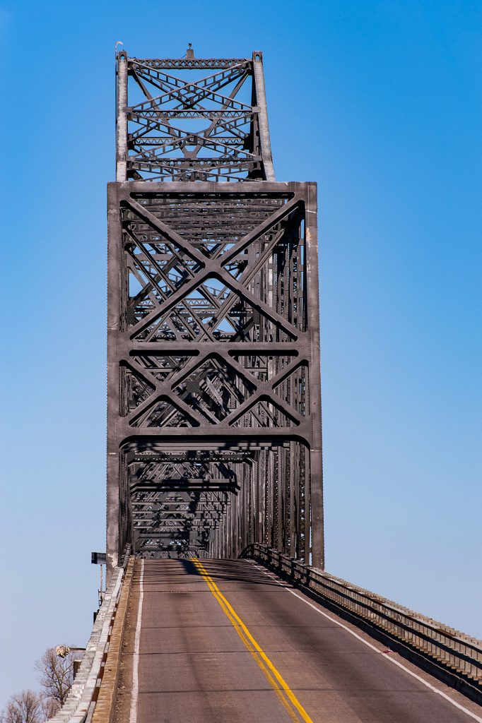 Cairo Bridge Weight Limit