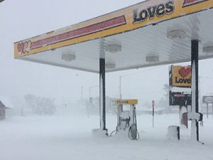 Loves Closed Locations - Polar Vortex