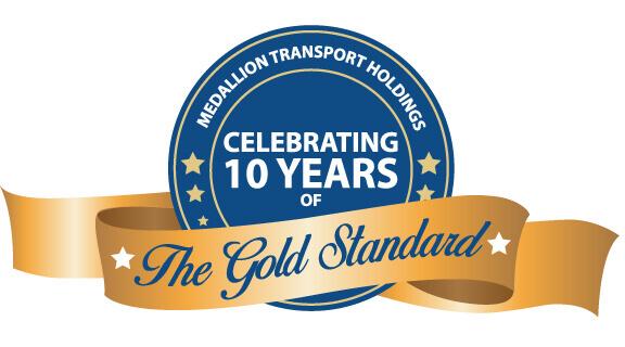 Medallion Transport Holdings Celebrates 10 Years
