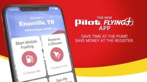 Pilot Flying J New Mobile App