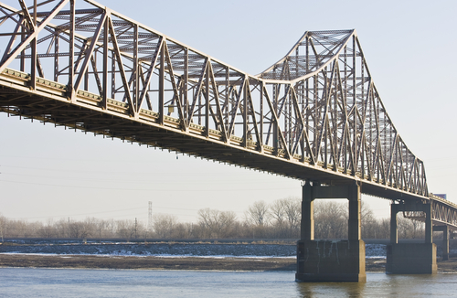 Update on westbound I-255 closure at the Jefferson Barracks bridge in St. Louis