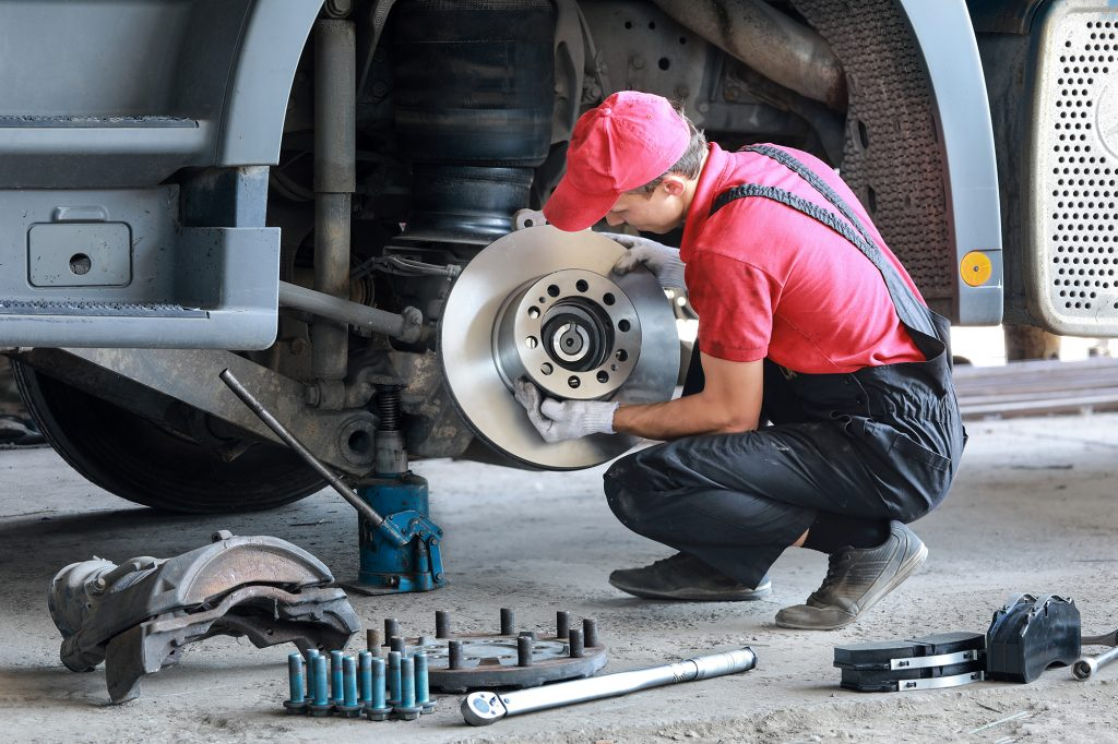 Be Roadcheck Prepared with these Brake Tips