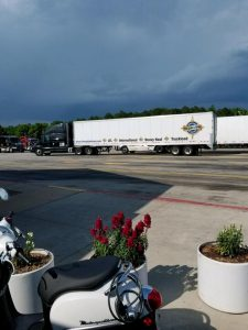 Truck Stop Visits Set for Indiana Next Week