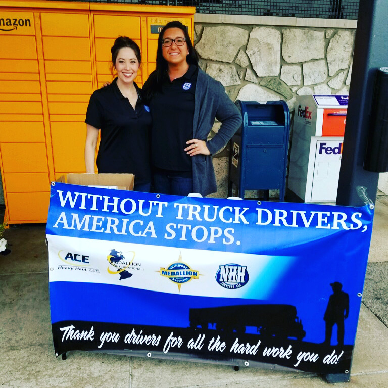 Truck Stop Visits Planned for TX & IN