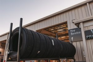 TA/Petro Has Plenty of Tire Inventory