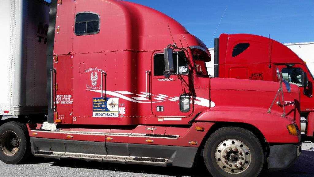 Freight Agent Program - Medallion Transport & Logistics