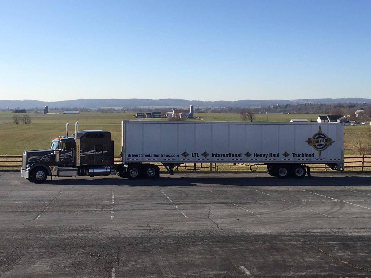 Freight Agent/Office Locations - Medallion Transport & Logistics
