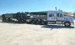 Cat 621G Water Wagon with 8000 gal Mega Tank