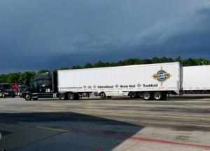 Medallion Owner-Operator at Truck Stop in VA